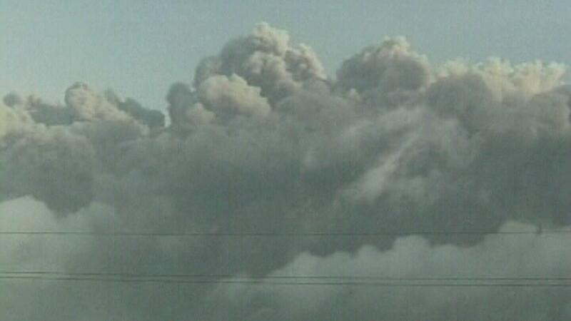 eruptie vulcan Islanda