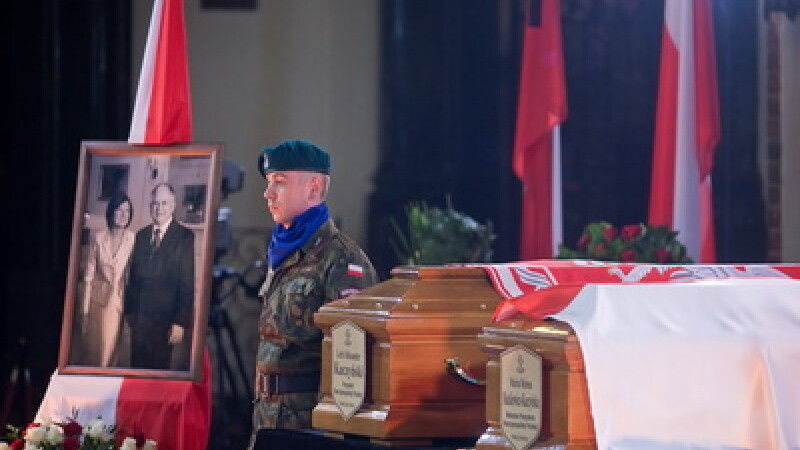 Funeralii Polonia