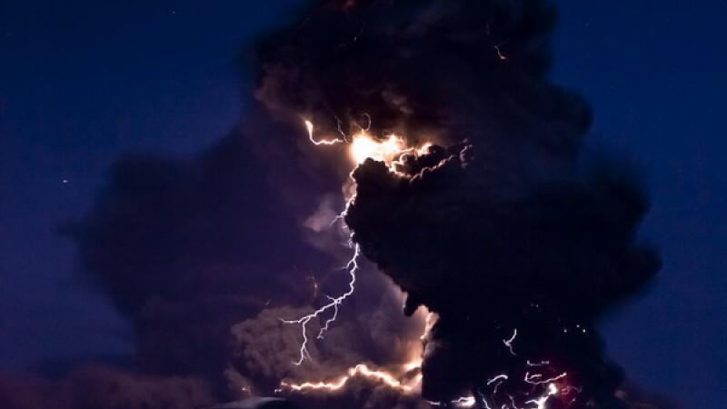 Vulcanul Eyjafjallajokull