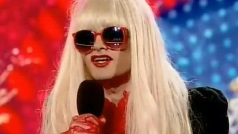 Lady Gaga, barbat