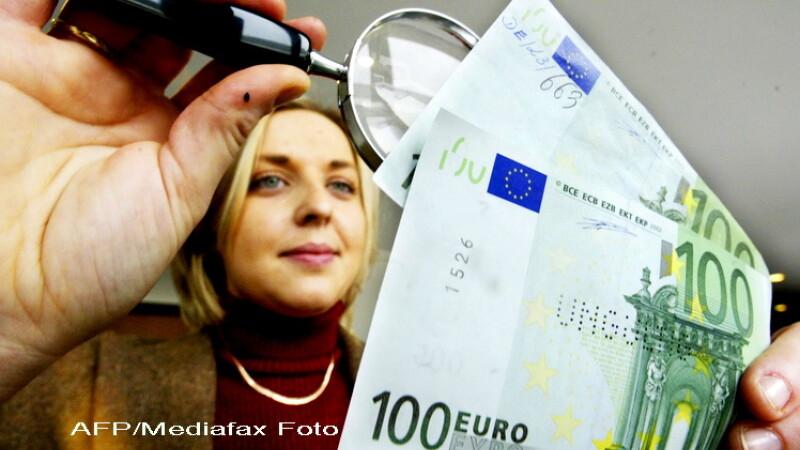 Euro, bancnote de 10 euro, bani