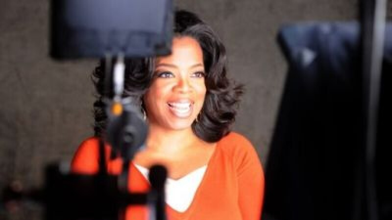 Oprah Winfrey, victima unei