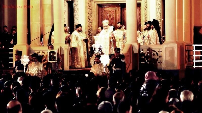 Noaptea de Inviere la Catedrala Patriarhala din Bucuresti - 2