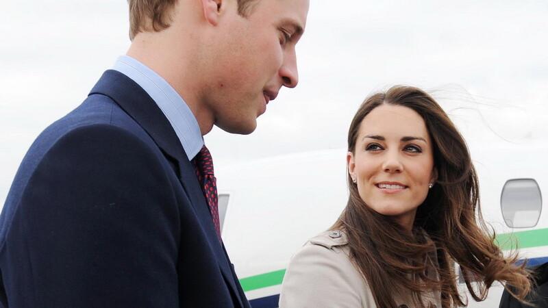 Printul William si Kate Middleton