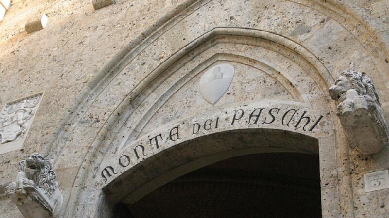 Mai dispare un simbol. Cea mai veche banca din lume, ingenuncheata de criza, dupa 540 de ani