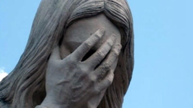 Aparitie socanta intr-o biserica. Preotul a ramas mut, iar credinciosii sunt oripilati