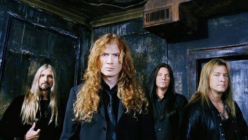 Megadeth la OST Fest Romania: 10 camioane de echipament si peste 80 de tehnicieni
