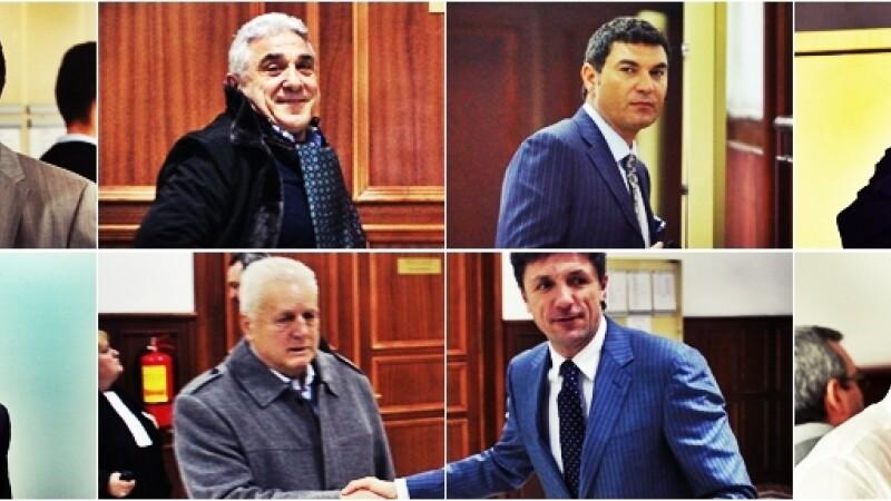 Toti inculpatii din Dosarul Transferurilor au fost ACHITATI.Copos: Justitia nu se face in mass-media