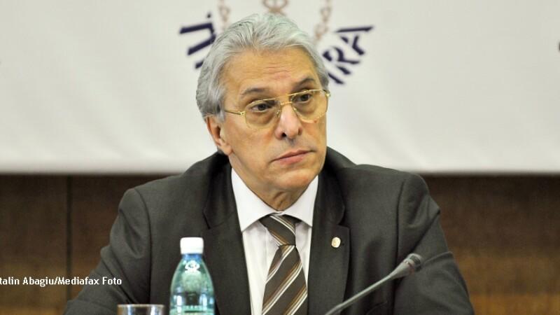 Presedintele Camerei de Comert nu va fi arestat. Sorin Dimitriu este in continuare in spital