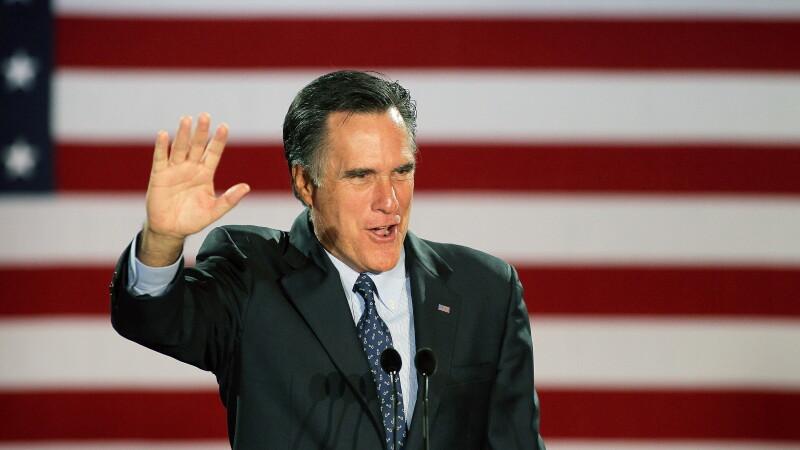 Cursa pentru Casa Alba. Mitt Romney a castigat primarele din Washington, Maryland si Wisconsin