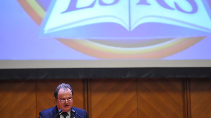 Vasile Blaga: Nu vor mai fi plecari semnificative din PDL; veti vedea si plecari inverse, din USL