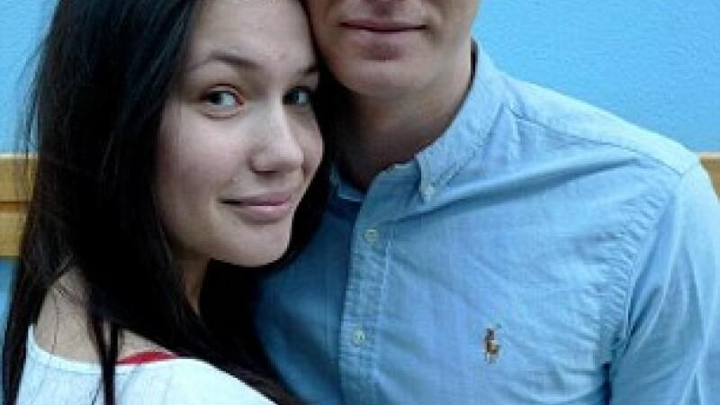 Sofie Tommeras Lyshagen si Hakon Knudsen