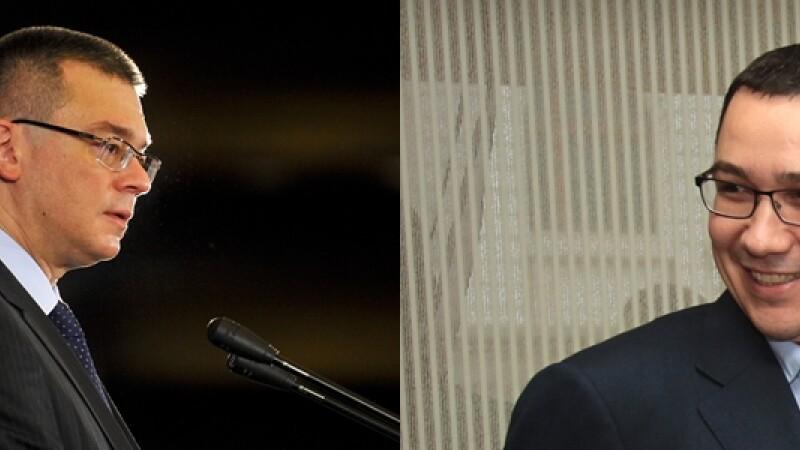 Opozitia va depune miercuri prima motiune de cenzura impotriva Cabinetului Ungureanu