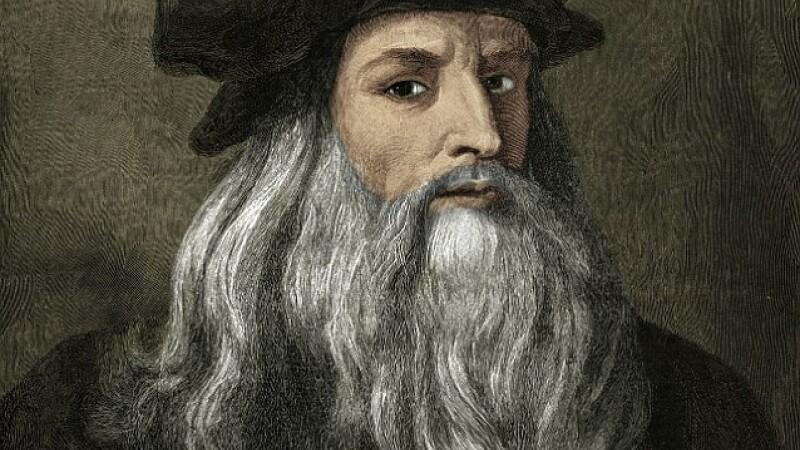 Galerie FOTO. Un proiect al lui Leonardo da Vinci prinde viata dupa 500 de ani