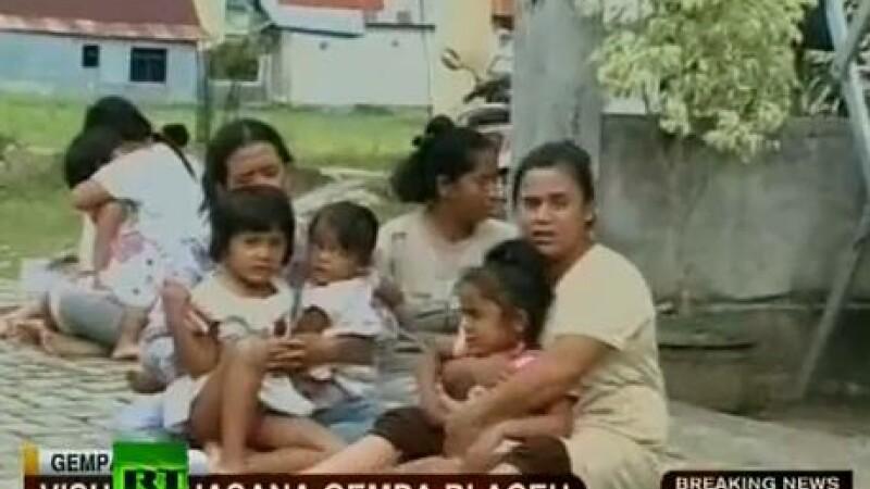 CUTREMUR in Indonezia. ALERTA de tsunami a fost ridicata in toate cele 29 de tari