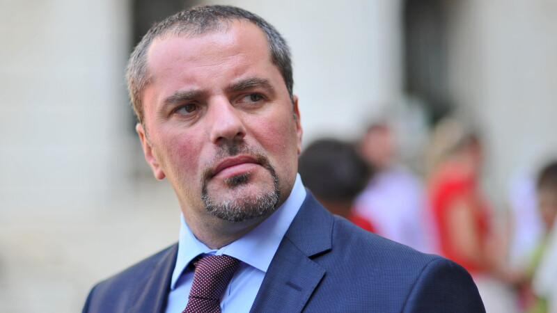 Mihai Atanasoaei, si-a dat demisia din functia de prefect al Capitalei