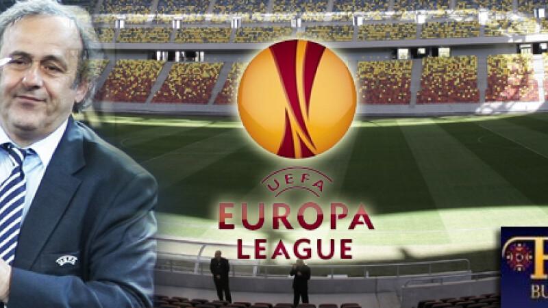 Cupa Europa League a ajuns in Romania. Finala de pe 9 mai va aduce Capitalei 30 de milioane de euro