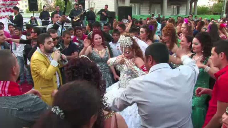 Nunta tigani Caracal