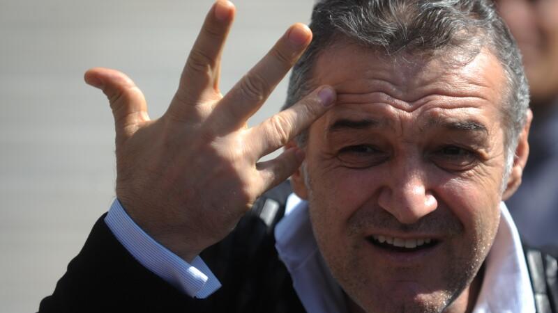 Gigi Becali ramane cu marca Steaua. Decizia nu este definitiva