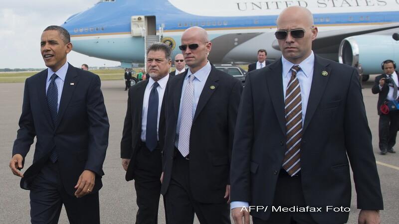 Scandalul de prostitutie la Secret Service: