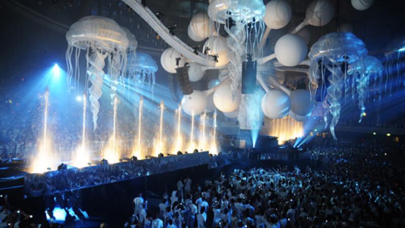 Sensation, Ocean of White
