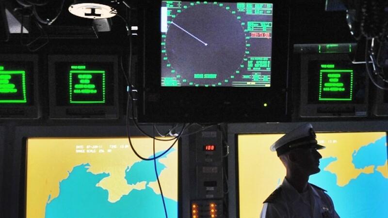 scut antiracheta, radar