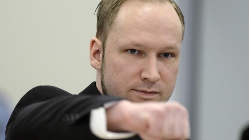 Anders Behring Breivik voia sa ucida tot Guvernul norvegian
