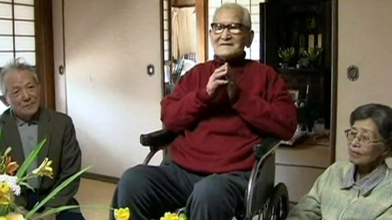 VIDEO.Cel mai batran om din lume e un japonez si a implinit 115 ani. Care este secretul longevitatii