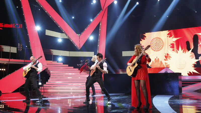 Romanii au talent, a treia semifinala: