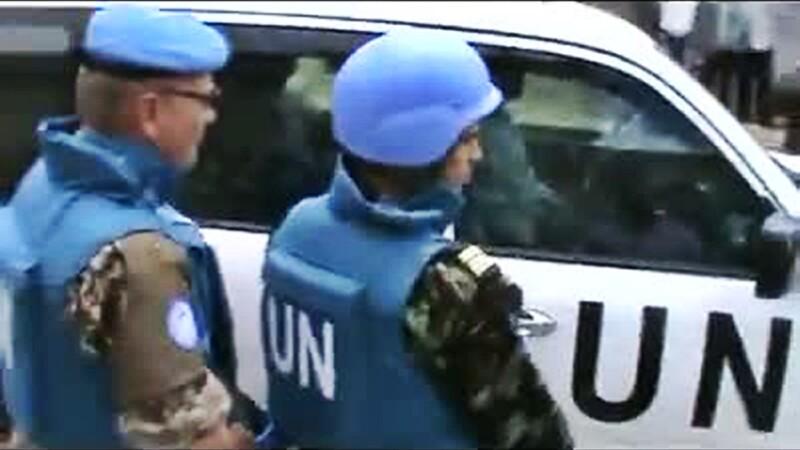 Consiliul de Securitate al ONU autorizeaza trimiterea a 300 de militari in Siria