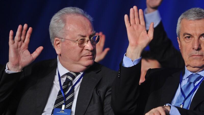Tariceanu: Daca trece motiunea, solutia cea mai eficienta este un guvern de tranzitie