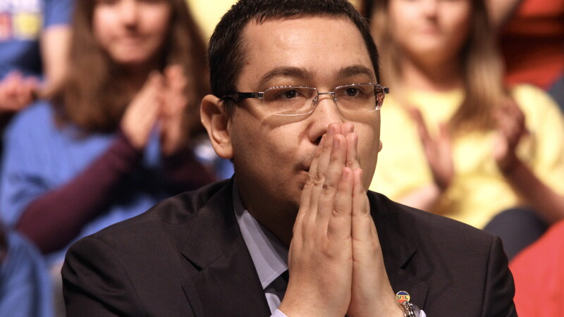 Victor Ponta ii critica pe guvernanti in scandalul pensiilor: