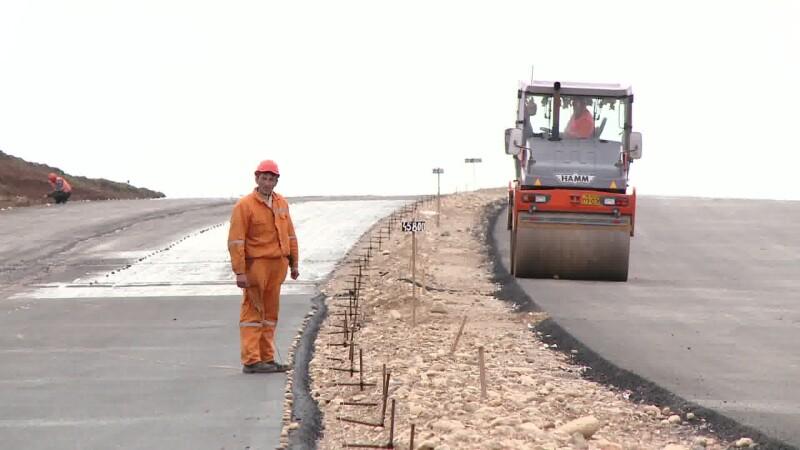 Autostrada Timisoara-Lugoj, din nou vizitata. Vezi ce spune ministrul Nazare