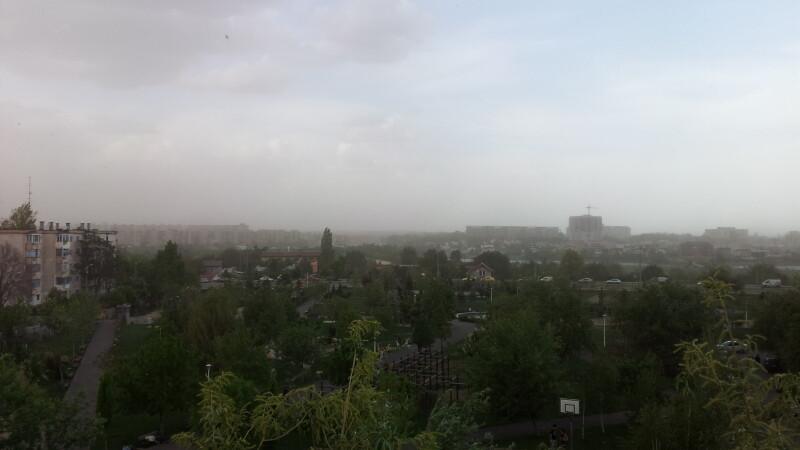 furtuna, ploaie de vara - 1