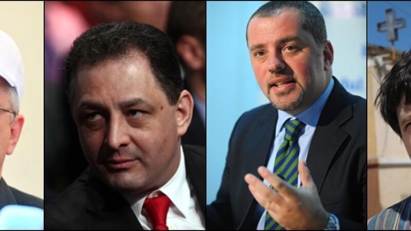 Candidaturi depuse pe banda rulanta in Bucuresti: Vanghelie, Prigoana, Nicusor, Atanasoaei