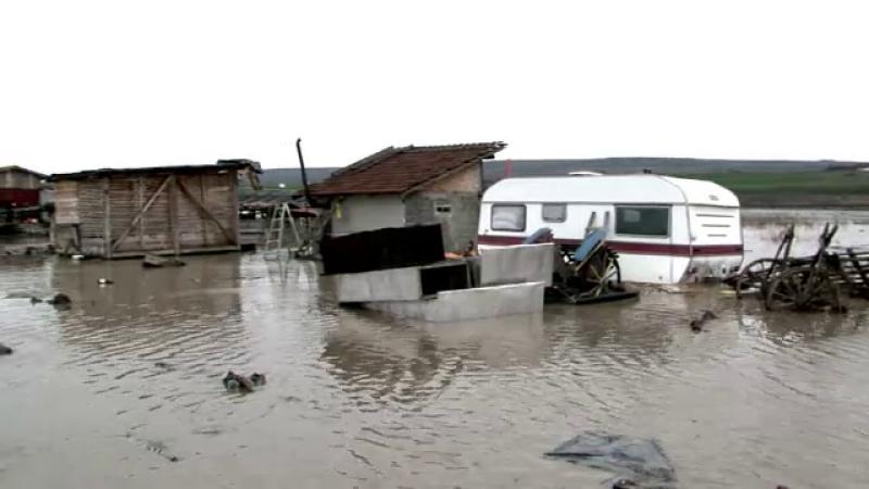 inundatii, ferma
