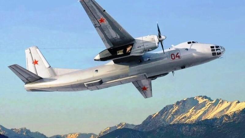 Antonov-30B (Clank)
