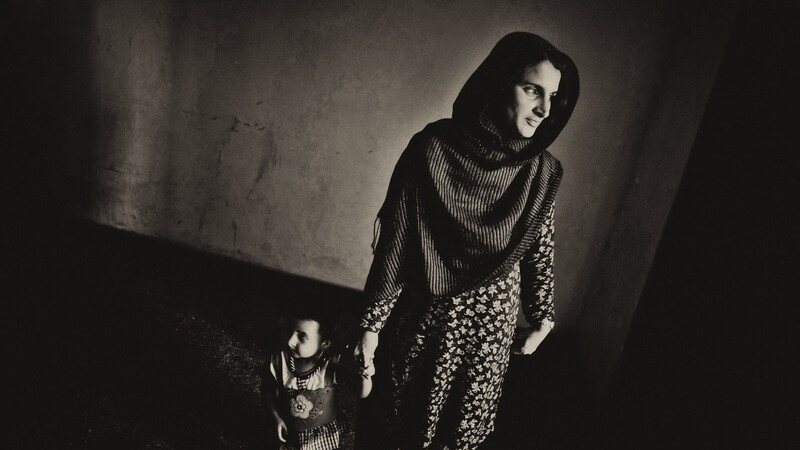Badam Bagh, inchisoare femei si copii, Afganistan 2