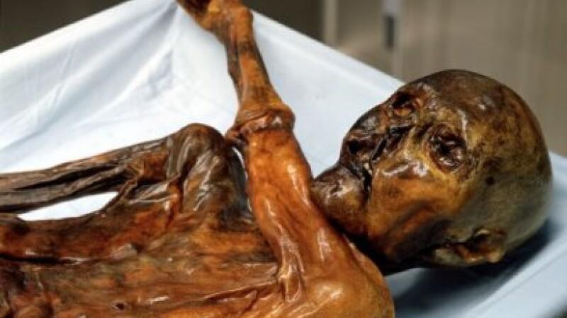 mumia lui Otzi