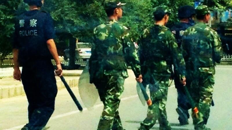 politie China