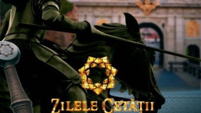 Cavalerii si domnitele acapareaza Cetatea Alba Carolina
