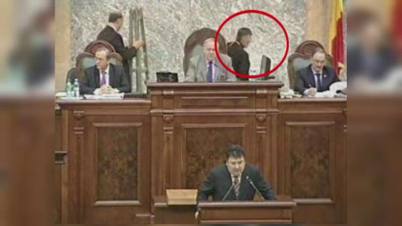 cruce parlament