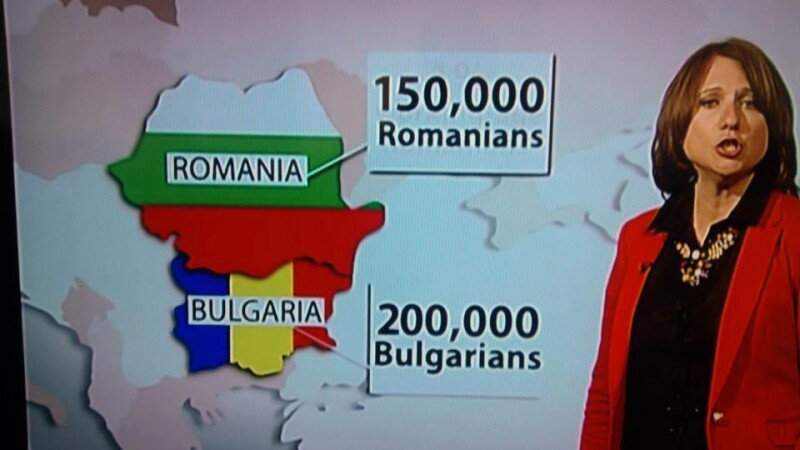 Bulgaria, Romania, BBC