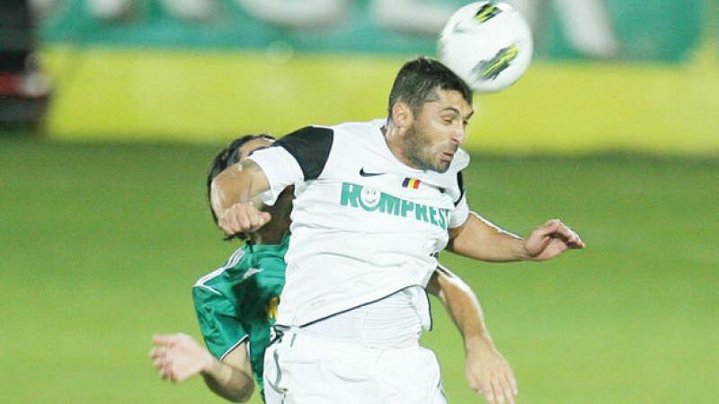 U Cluj e aproape sa ajunga in Liga a II-a din cauza datoriilor catre fostii jucatori