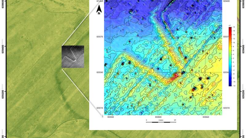 Cetate misterioasa, gasita in Moldova cu Google Earth si lasere. Tehnologiile din viitor care dezvaluie trecutul romanilor
