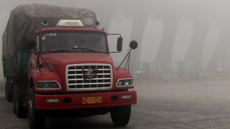 Camion, China