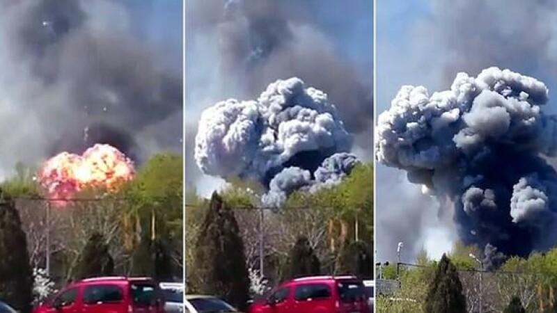 explozie