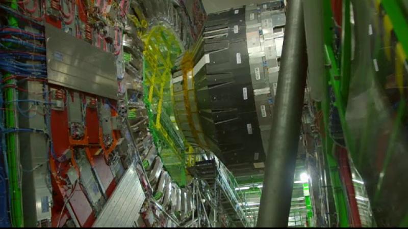 accelerator particule