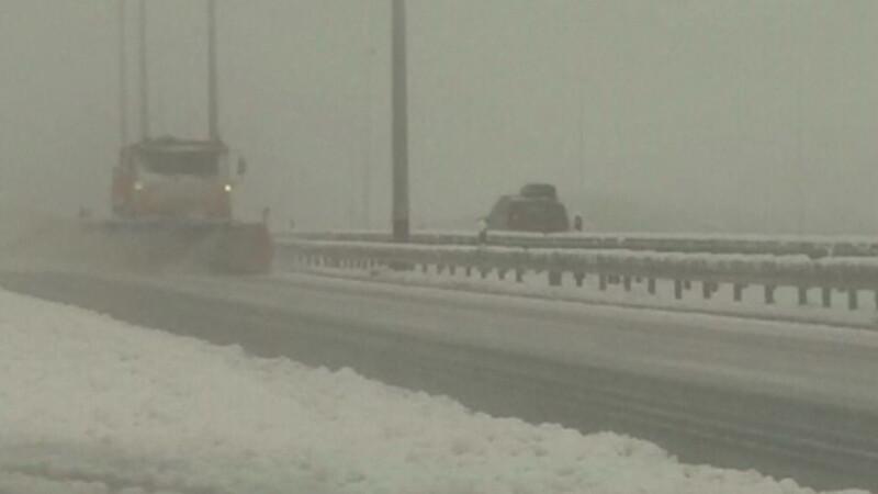 Iarna a revenit in Balcani. Ninsorile din ultimele 24 de ore au ingreunat circulatia in mai multe tari
