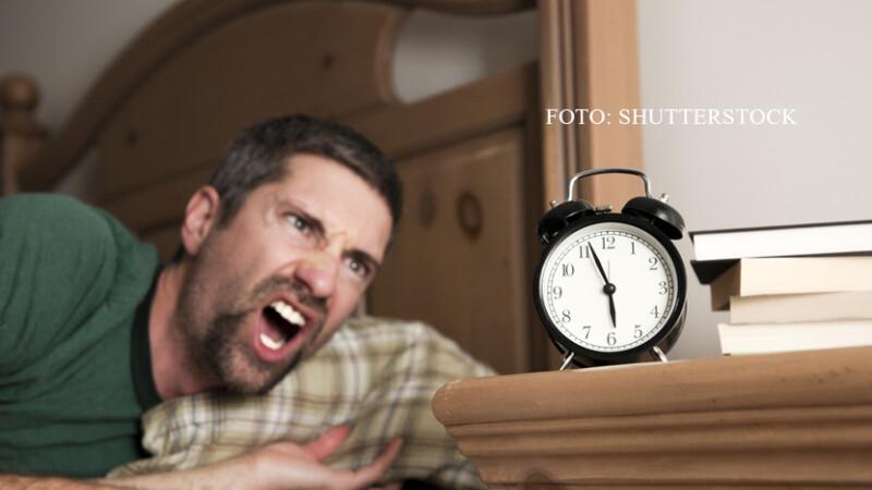 barbat speriat ca s-a trezit prea tarziu